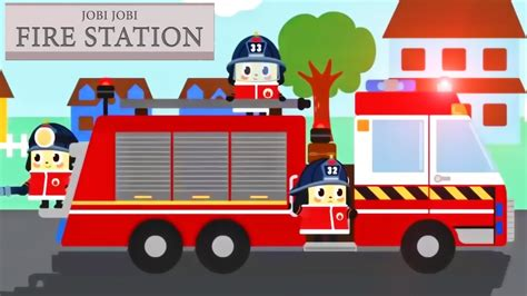 fire boat cartoon fire truck build fire engine repair jobis fire station