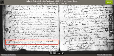 Ancestry Birth Records Largest Collection Of Catholic Parish Records