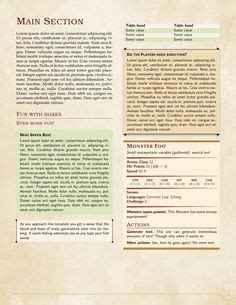 Two Column One Page Cv Resume Template Office Pinterest Cv Resume Template First Page And D D 5e Template