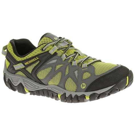 best trekking shoes merrell all out blaze aero sport hiking shoes 643867