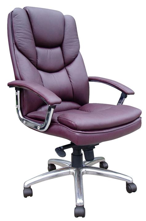 Luxury Office Chairs by Skyline Luxury Leather Office Chair Choice Of Colours