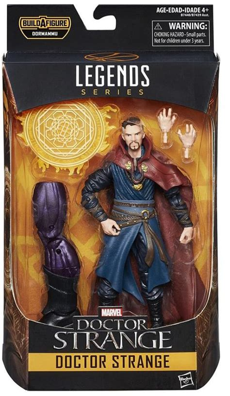 Stock Akhir Figure Doctor Strange doctor strange version marvel legends infinite