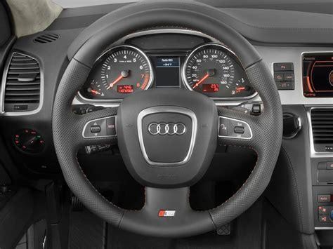 Audi Q7 Four Wheel Steering by Image 2009 Audi Q7 Quattro 4 Door 4 2l Prestige Steering
