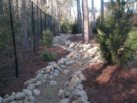 River Rock Garden Ideas Amazing River Rock Landscaping Iimajackrussell Garages To Use River Rock Landscaping