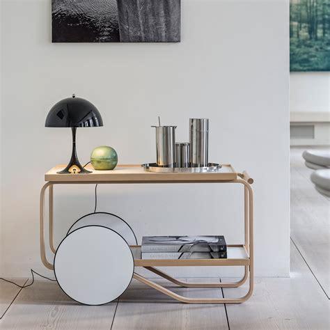 Design Servierwagen by Servierwagen 901 Artek Connox Shop