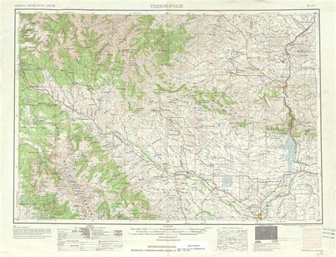 physical map of wyoming thermopolis topographic maps wy usgs topo 43108a1