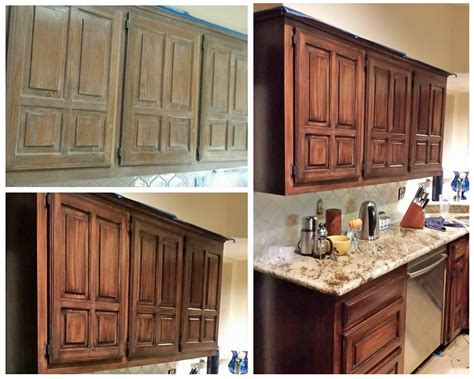 java stain kitchen cabinets java gel stain kitchen transformation general finishes