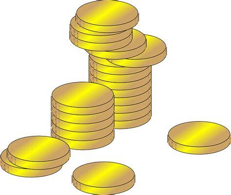 E Money Kartun free vector graphic coins money profit wealth free