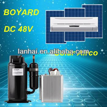 low voltage air conditioner low voltage dc air conditioner compressor 12v 24v for