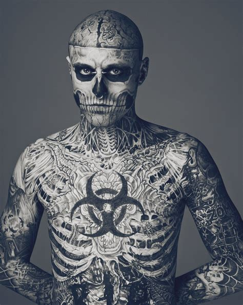 zombie boy tattoo rick genest frankly
