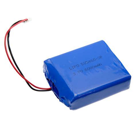 Battery Lythium Polymer 061045 polymer lithium ion battery lipo 3 7v 6000mah australia