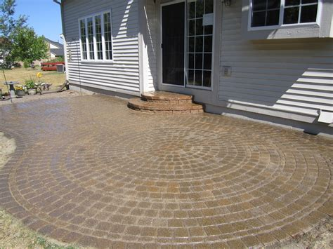 How To Seal A Paver Patio Brick Pavers Canton Plymouth Northville Arbor Patio Patios Repair Sealing