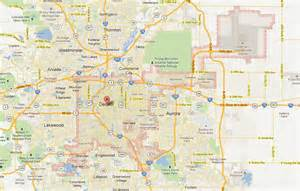 denver colorado maps rediscover denver denver days out denver attractions