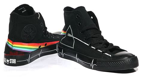 cool converse pink floyd collection