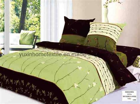 bedding sheet sets china printed bed sheet sets yx p508 china printed bed