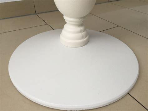 Len 80 Cm Durchmesser by Barocktisch Wei 223 Tisch Rund Wei 223 Bistrotisch Rund Wei 223
