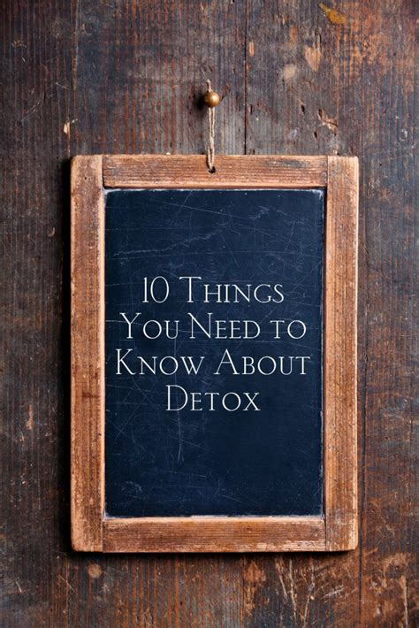 I Want To Detox My From by 10 Things I Tell Anyone Who Wants To Detox Deliciously