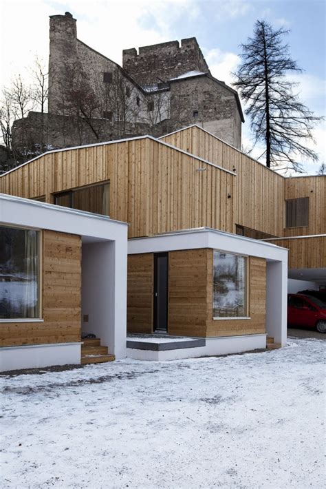 Refugio Laudegg by Refugio Laudegg Construction Contemporaine Au Tyrol