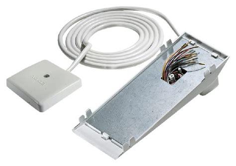 citofono da tavolo elvox 6140 base da tavolo per citofono bianco