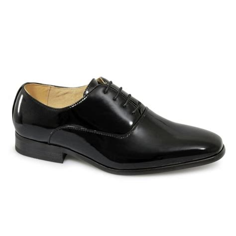 goor 975 boys dress slip on shoe black goor mens shiny wedding shoes next day delivery buy at