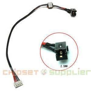 Power Dc Lenovo G470 power dc with connector fit for lenovo g470 g470ap