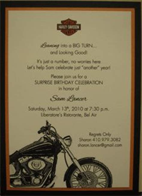 Free Printable Harley Davidson Birthday Cards 1000 Images About Invitations On Pinterest Harley