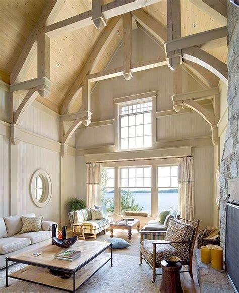 Great Room Windows Inspiration Sufit Katedralny W Domu Czyli Podwyższony Salon