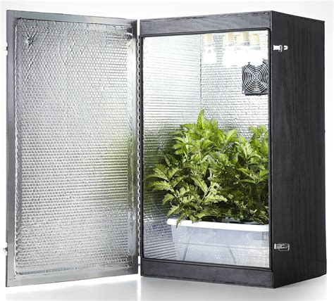 Garden Grow Box by Dealzer Now Offers Soil Option On Hydro Grow Boxes