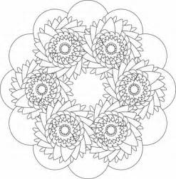 intricate designs coloring pages download