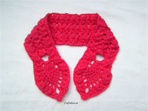 scarf pattern ideas crochet lotus scarf tutorial craft ideas