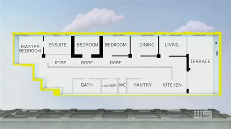 the block floor plans the block floor plans best free home design idea
