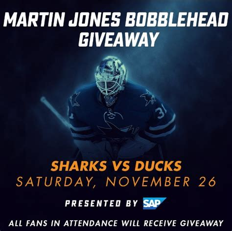 San Jose Sharks Giveaways - the weekend stadium giveaway rundown november 25 27 2016