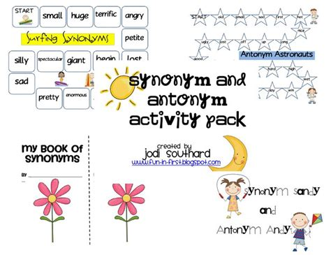 pattern of action synonym 203 best images about shop atoz a to z teacher stuff