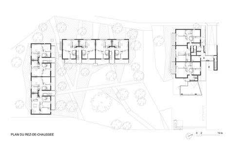 building plans for homes gallery of 38 social housing in eaubonne lem 11