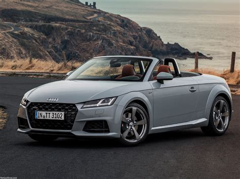 audi tt roadster  years edition  pictures