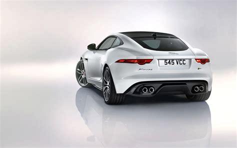 white jaguar car wallpaper hd 2014 jaguar f type r coupe white 2 wallpaper hd car