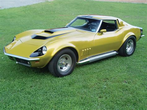 corvette supercar 1969 baldwin motion corvette phase iii gt chevrolet