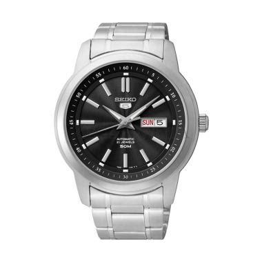 Jam Tangan Pria Seiko 5 Sports Srp785k1 Automatic Blue Limited Edition jual seiko 5 sport automatic stainless stell jam tangan pria black snkm87k1