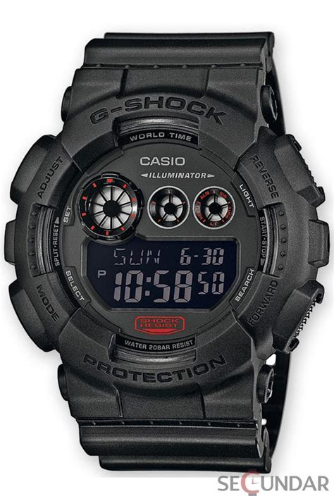 Casio Tough Solar Mrw S310h 5b Casio Original ceas casio g shock gd 100 1b large black barbatesc la doar 526 marca casio haine