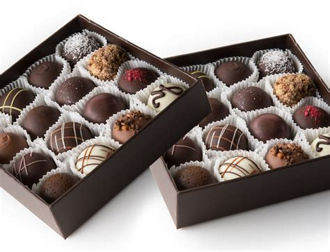 Handmade Toffee - bonbons truffles chocolate secrets come for the