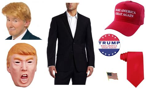donald trump costume donald trump costume diy guides for cosplay halloween