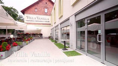 villa vanilla restauracja kawiarnia hotel