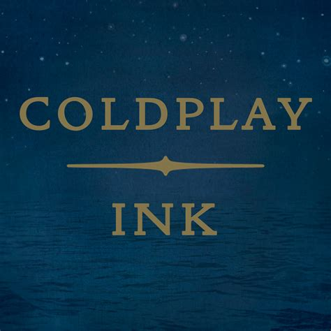 testo ink coldplay coldplay ink visio multimedia