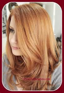 colores de pelo verano 2016 2017 los tonos pelirrojos pelo 2017 tendencias y fotos bella