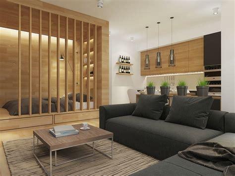 Idee Deco Appartement Moderne d 233 co appartement petit espace id 233 es design et modernes