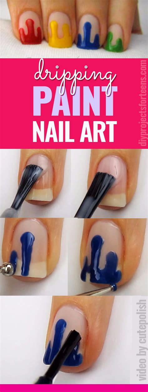easy nail paint 37 but awesome 5 minute nail ideas