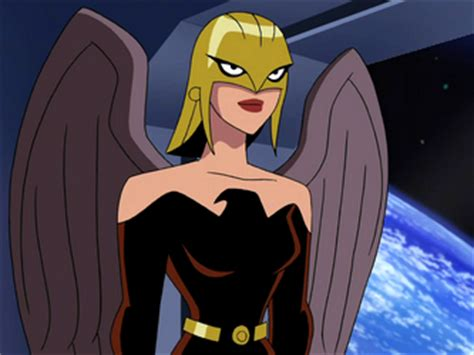 justice league film hawkgirl hawkgirl justice lord dcau wiki your fan made guide