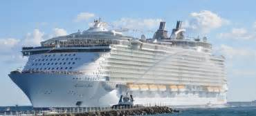 largest cruise line will the cruise ship built change cruising