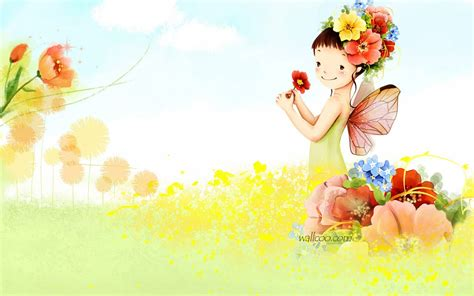 wallpaper cartoon ladies cute cartoon wallpapers for girls wallpapersafari