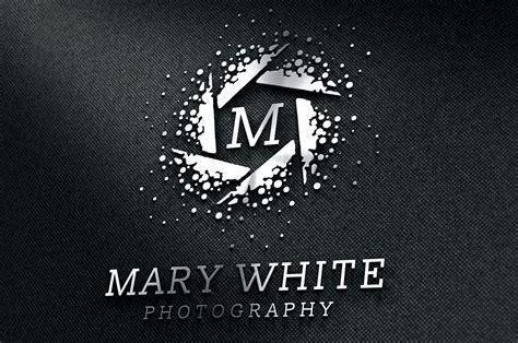 Modern Photographer Logo Logo Templates On Creative Market Photography Logo Templates